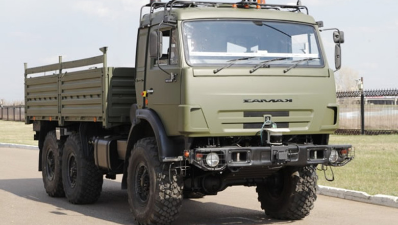 Unmanned kamaz or what awaits us in the near future